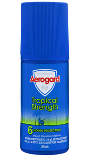 Aeroguard insect repellent roll-on 50ml