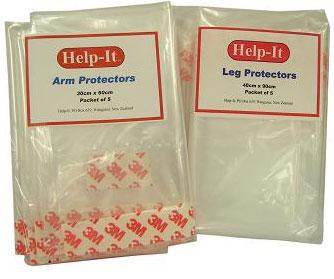 Arm & Leg Protectors – Plastic