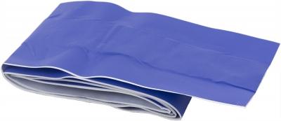 blue dressing strip