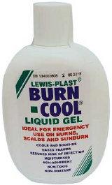 burn cool gel