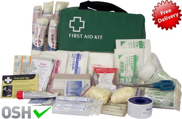 comprehensive outdoor kit