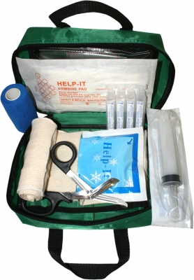 equine soft pack first aid kit