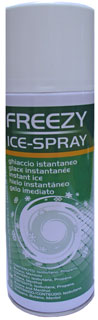 freezy ice spray