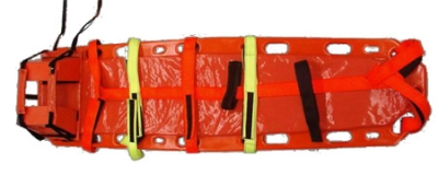 complete immobilisation system and PVC bag