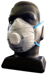 moulded face mask