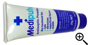 Medipulv Antiseptic Powder