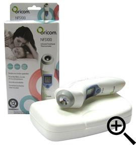Oricom thermometer