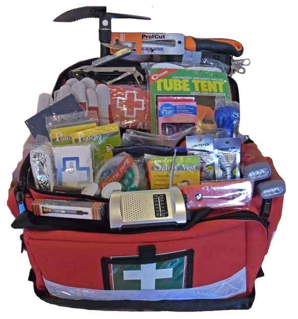 premium disaster kit zoom