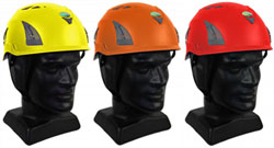 Q Tech industrial safety helmets