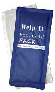 re-usable hot - cold pack