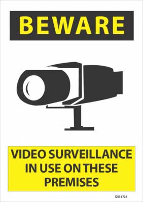 Beware Video Surveillance in Use